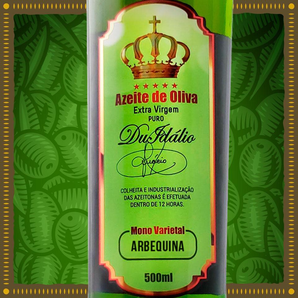Azeite de oliva arbequina