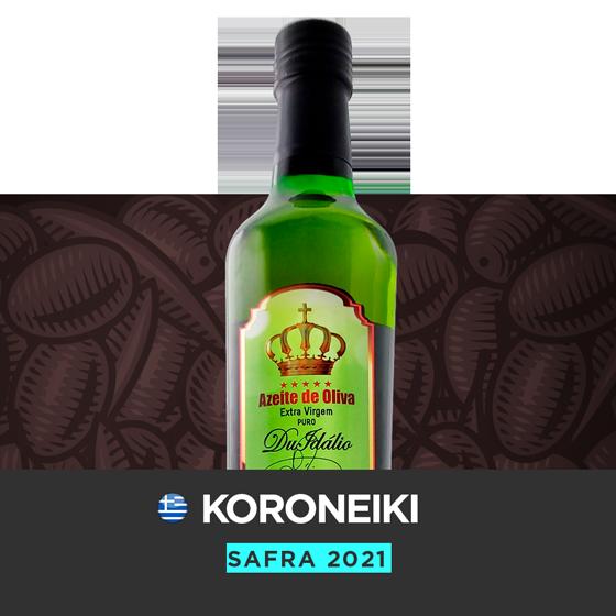 Azeite de oliva koroneiki
